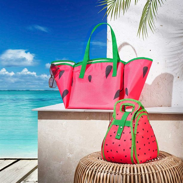 Avon 2-in-1 Watermelon Beach Bag & Mat