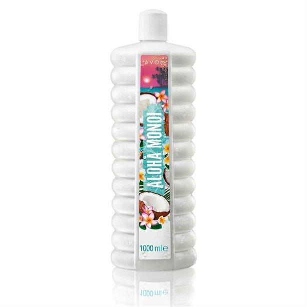 Avon Aloha Monoi Bubble Bath - 1 litre