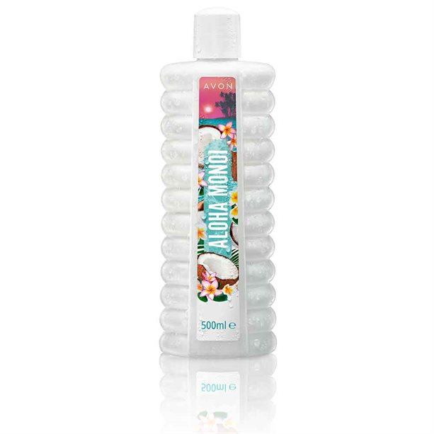 Avon Aloha Monoi Bubble Bath - 500ml
