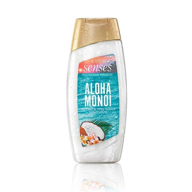 Avon Aloha Monoi Shower Crème -  250ml