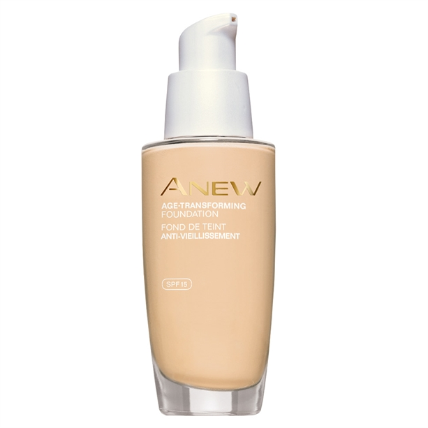 Avon Anew Age-Transforming Foundation SPF15 - Ivory