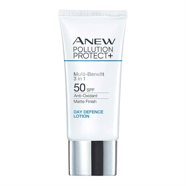 Avon Anew Anti Pollution Moisturiser SPF50 - 30ml