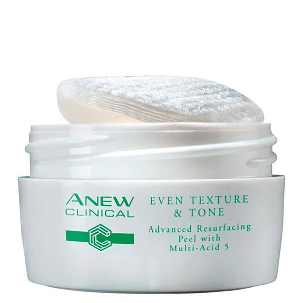 Avon Anew Clinical Advanced Resurfacing Peel