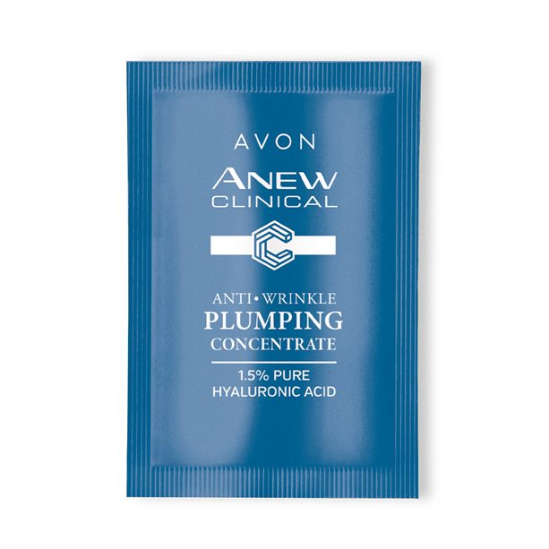 Avon Anew Clinical Anti-Wrinkle Plumping Concentrate Sample