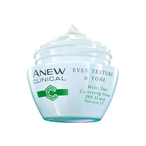Avon Anew Clinical Even Texture & Tone Cream SPF35 - 30ml