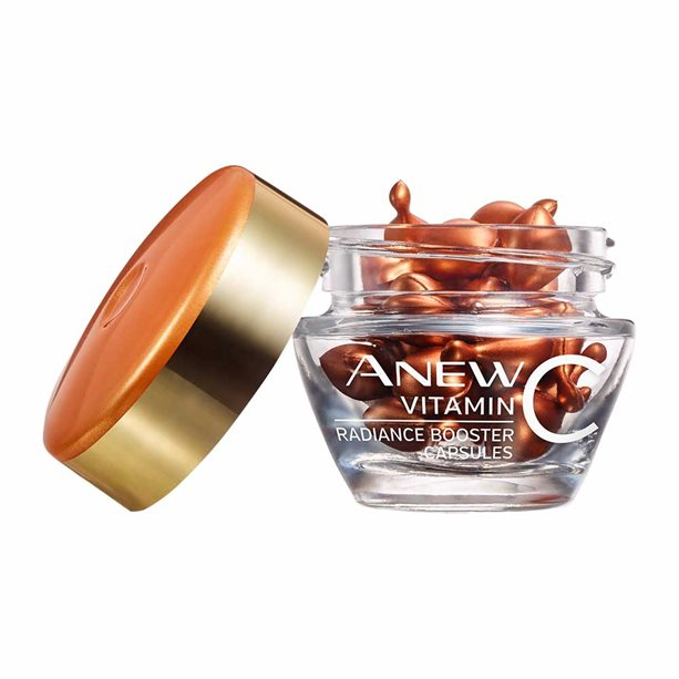 Avon Anew Glow Boosting Vitamin C Capsules