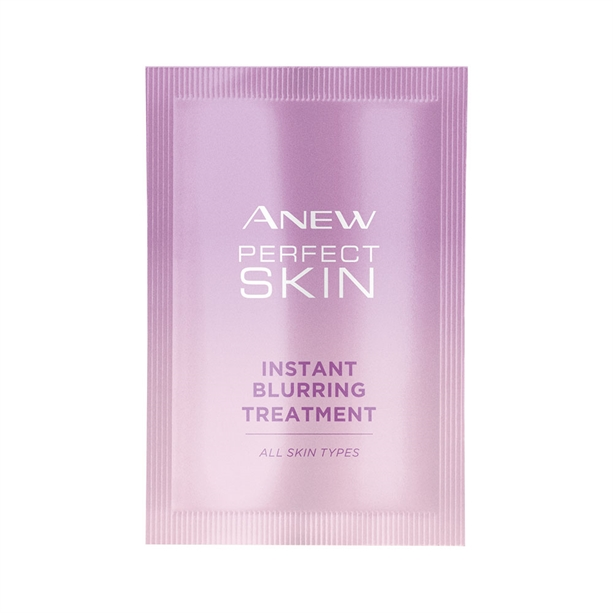 Avon Anew Perfect Skin Instant Blurring Treatment Sample