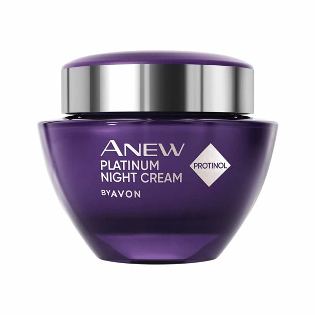 Avon Anew Platinum Night Replenishing Cream
