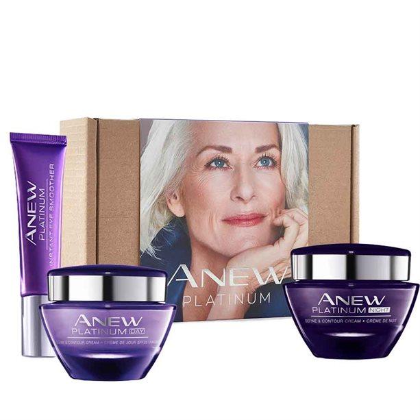 Avon Anew Platinum Skin-Firming Set