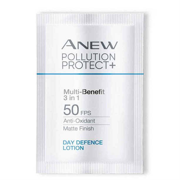 Avon Anew Pollution Protect+ Day Defence Lotion SPF50 Sample