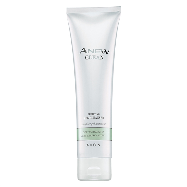 Avon Anew Purifying Gel Cleanser