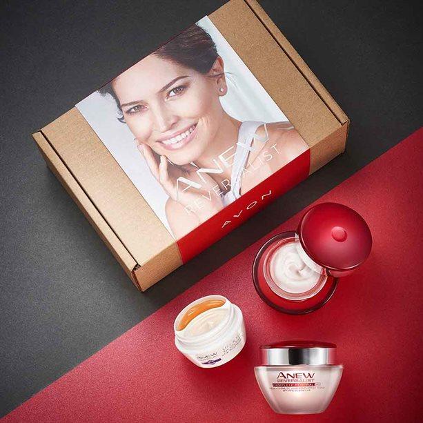 Avon Anew Reversalist Day, Night and Eye Cream Skincare set