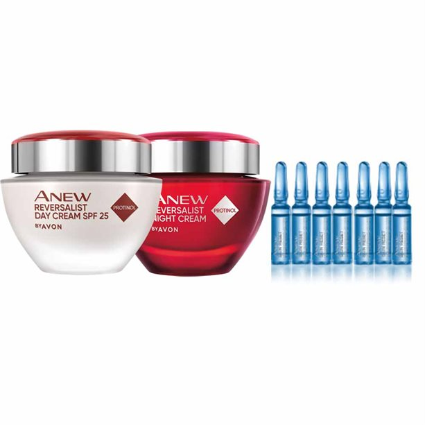 Avon Anew Reversalist Skin Reset Bundle