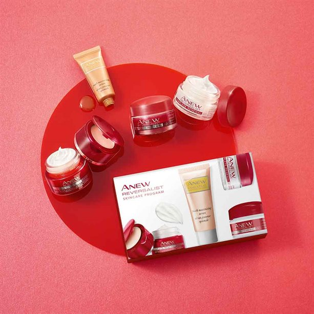 Avon Anew Reversalist Skincare Trial Kit