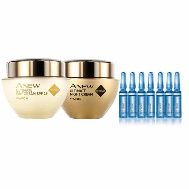 Avon Anew Ultimate Skin Reset Bundle