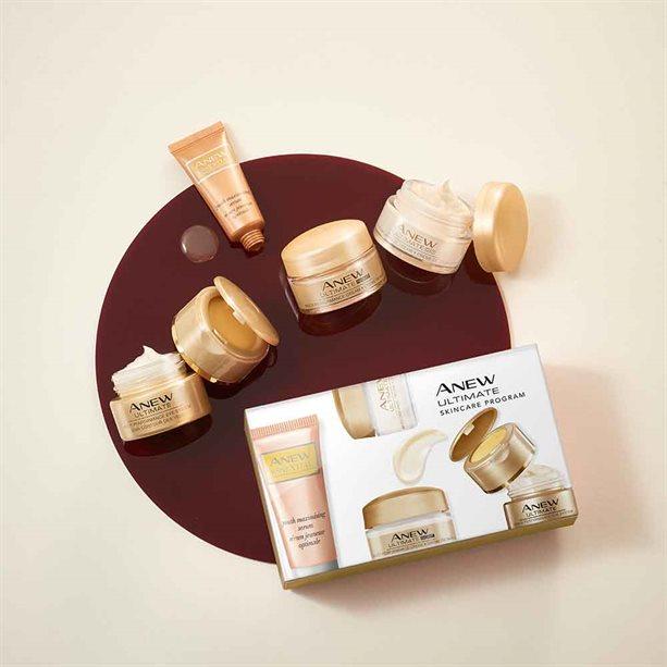 Avon Anew Ultimate Skincare Kit
