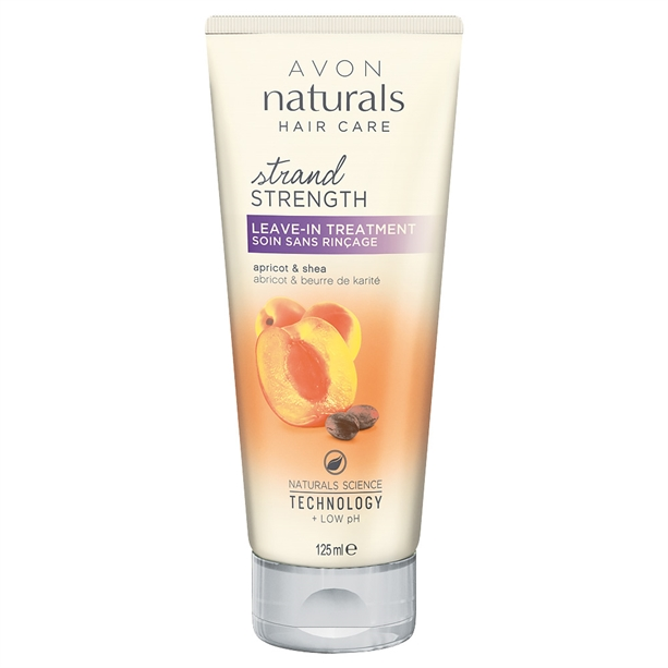 Avon Apricot & Shea Leave-in Hair Treatment - 125ml