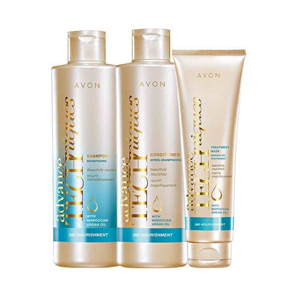 Avon Argan Oil Haircare Pack