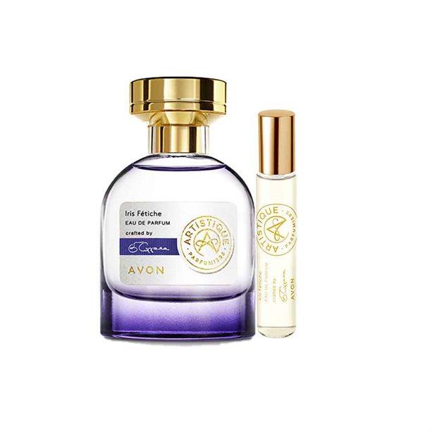 Avon Artistique Iris Fétiche for Her Perfume Set