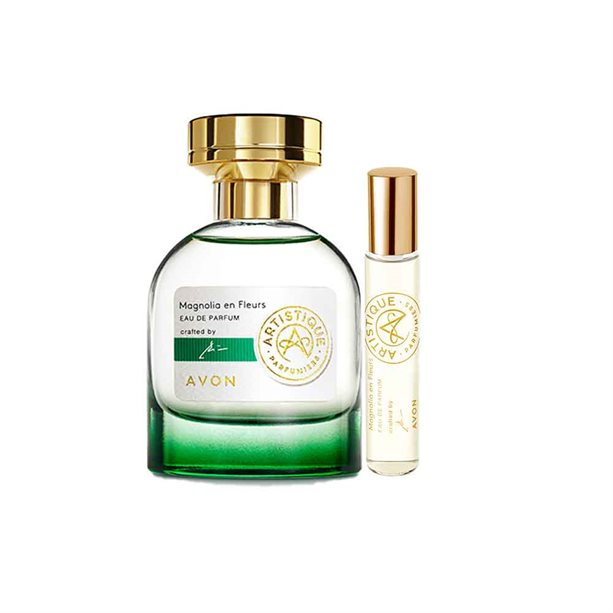 Avon Artistique Magnolia en Fleur for Her Perfume Set