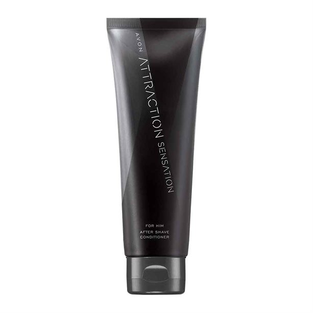 Avon Attraction Sensation for Him After Shave Conditioner - 100ml