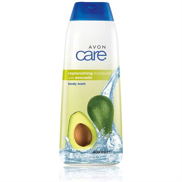 Avon Avocado Oil Hand & Body Wash - 400ml