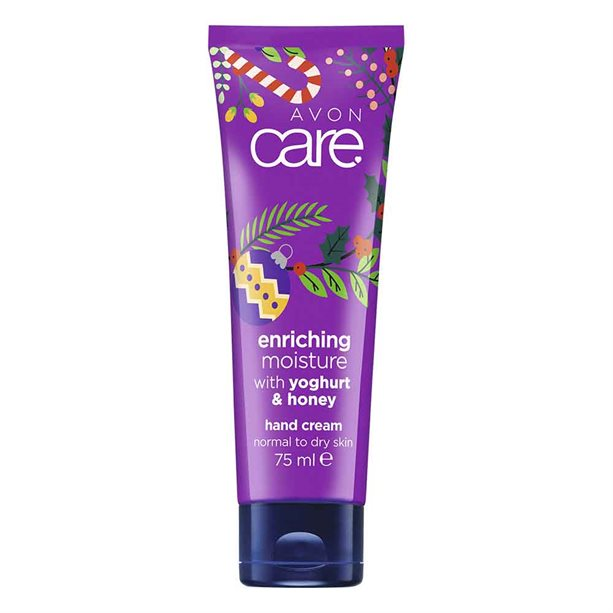 Avon Care Festive Hand Cream - 75ml