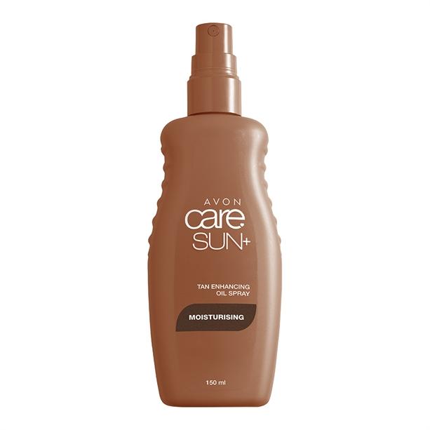Avon Care Sun Tan Enhancing Oil Spray