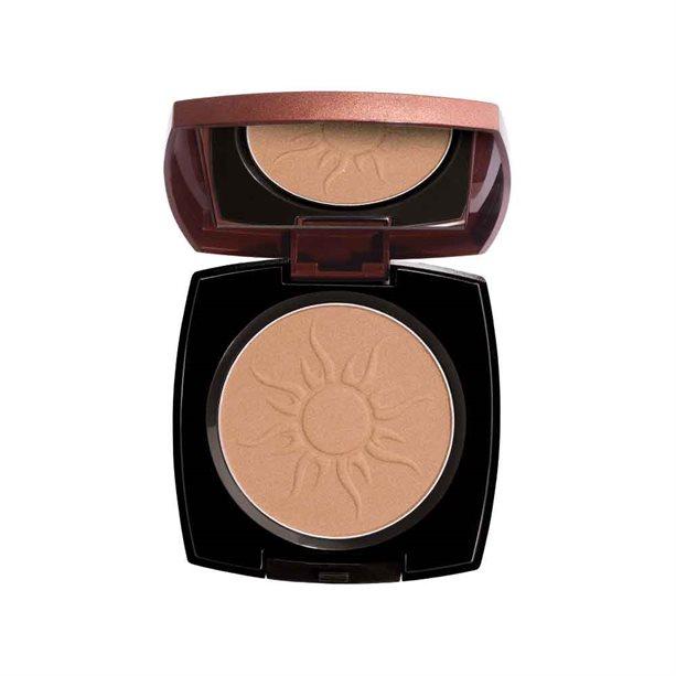 Avon True Glow Bronzing Powder - Light Bronze