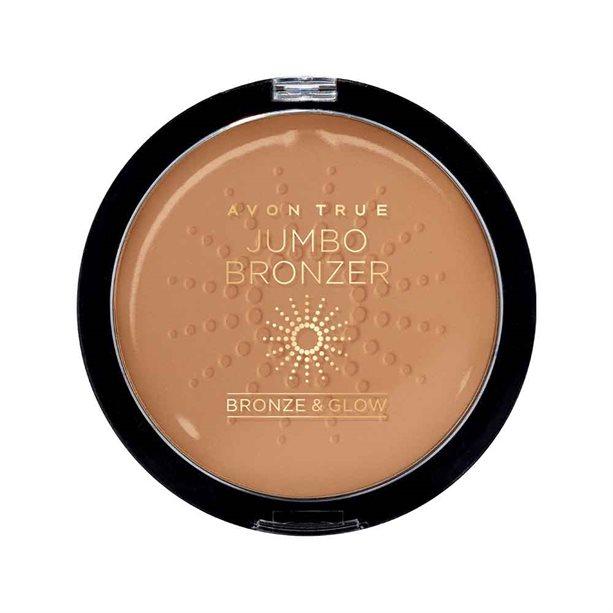 Avon True Jumbo Bronzer - Deep Matte Bronze