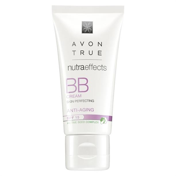Avon True Nutra Effects Anti-Ageing BB Cream - Light