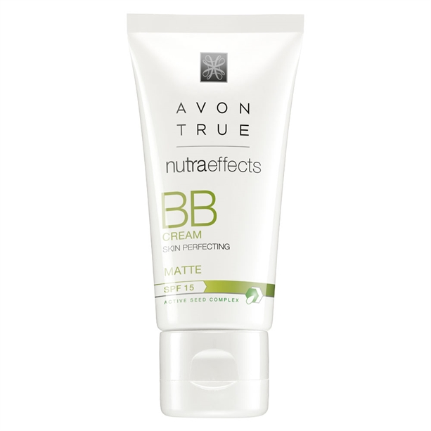 Avon True Nutra Effects Matte BB Cream - Light - Light