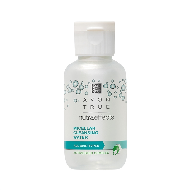 Avon True Nutra Effects Micellar Water - 50ml Travel Size