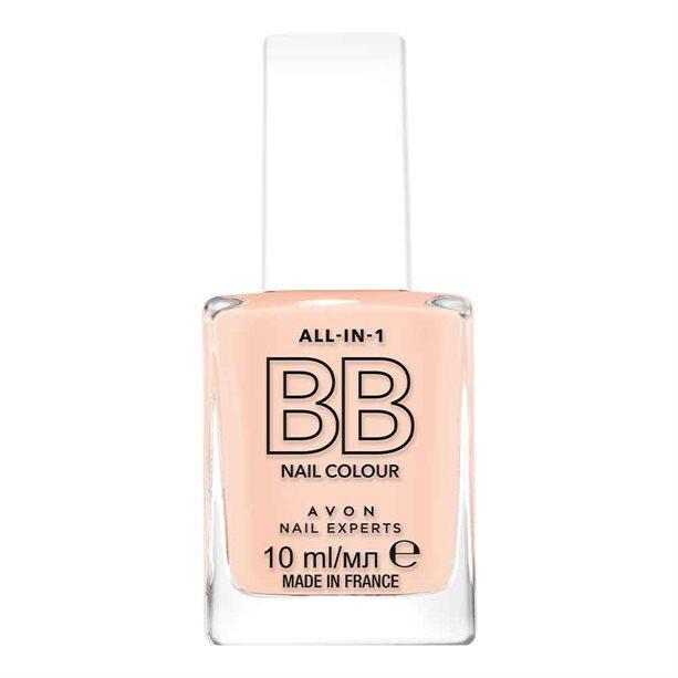 Avon BB Nail Colour - Tender Dove