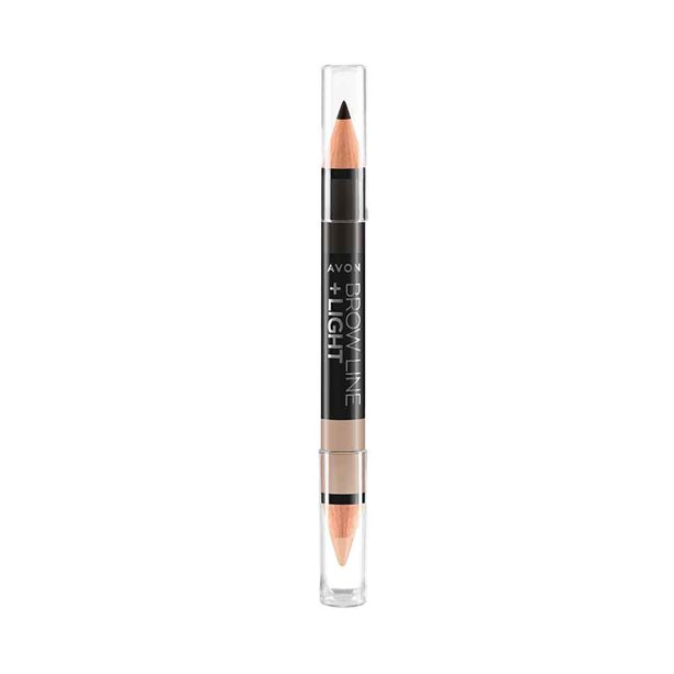 Avon Brow & Highlight Pencil - Brunette