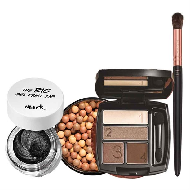 Avon Cat Make-up Set