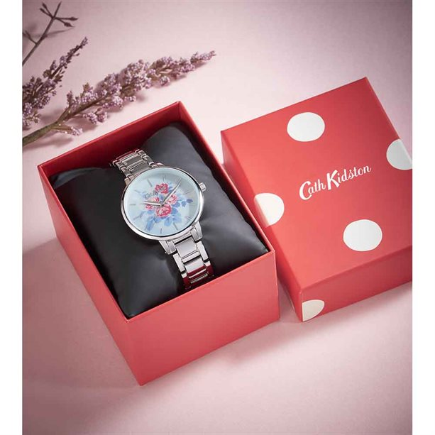 Avon Cath Kidston Floral Bracelet Watch - 2 Year Warranty