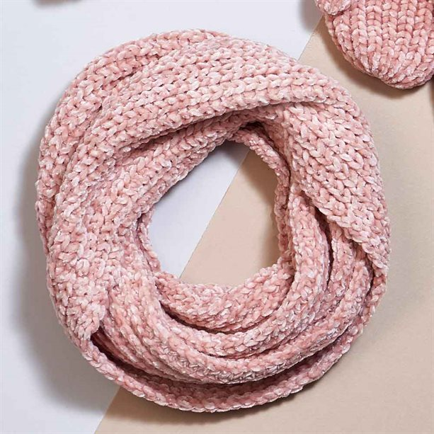 Avon Chenille Snood
