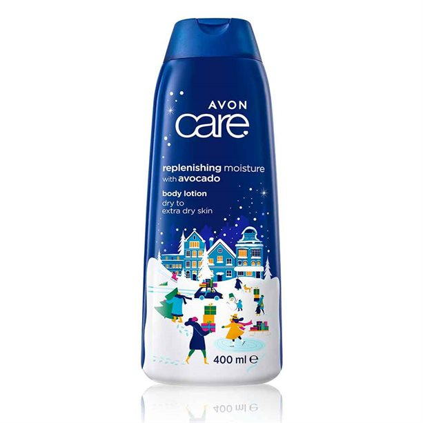 Avon Christmas Collection Body Lotion - 400ml