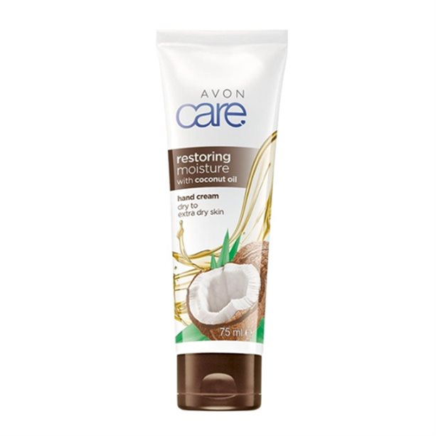 Avon Coconut Oil Hand Cream - 75ml