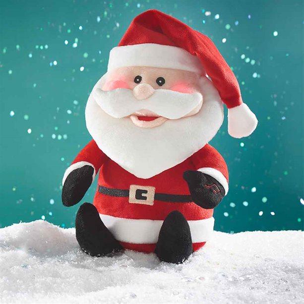 Avon Dancing Santa