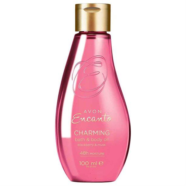 Avon Encanto Charming Bath Oil - 100ml