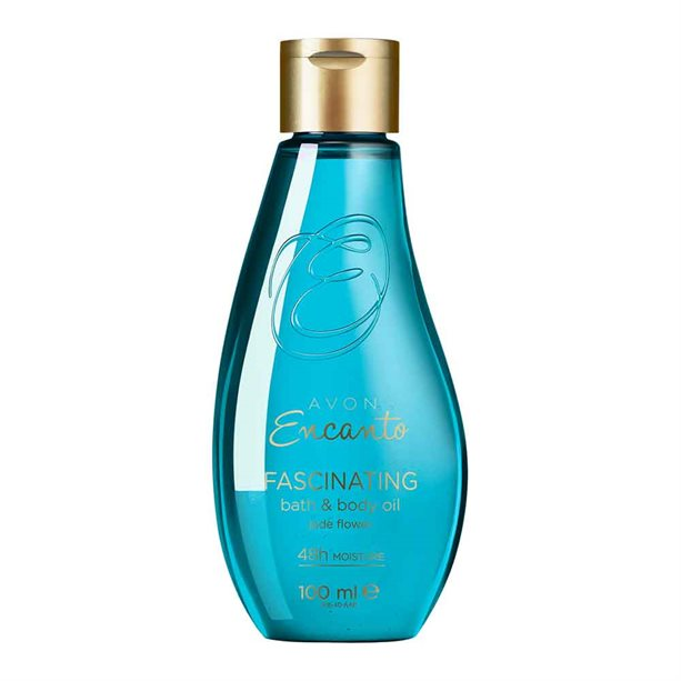 Avon Encanto Fascinating Bath & Body Oil - 100ml