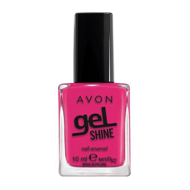 Avon Gel Shine Nail Enamel - Showmance