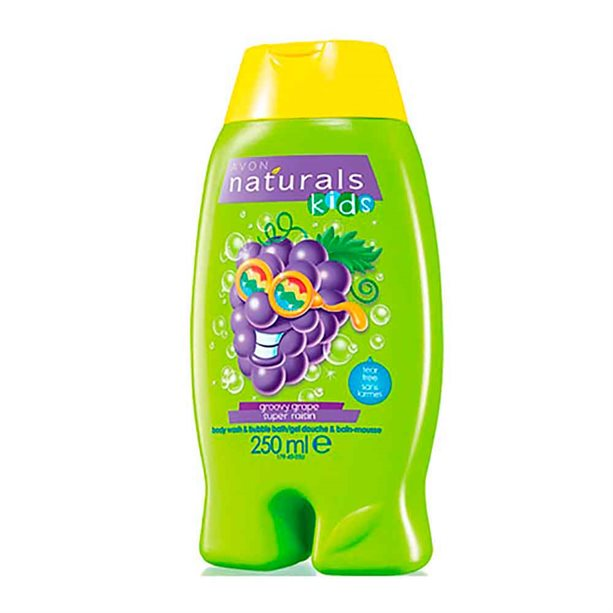 Avon Groovy Grape Body Wash & Bubble Bath - 250ml