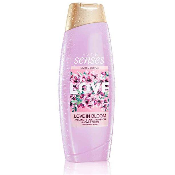 Avon Jasmine & Blossom Shower Crème - 500ml