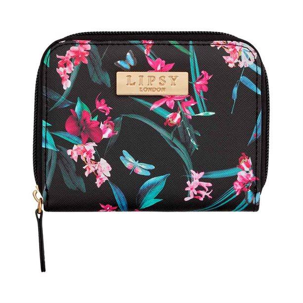 Avon Lipsy Floral Purse