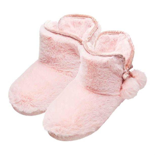 Avon Lipsy Slipper Boots Size 3-4 - S (sizes 3-4)