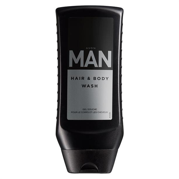 Avon Man Hair & Body Wash - 250ml