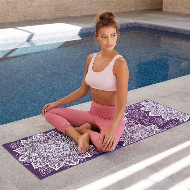 Avon Mandala Yoga Towel